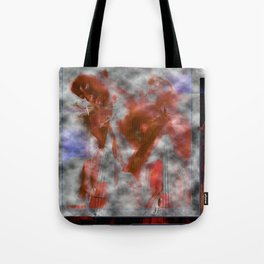 Music Girl Fantasy Tote Bag