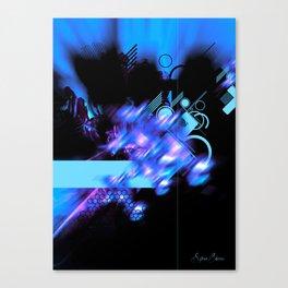Sexy Blur Canvas Print
