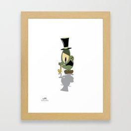 Lord Pickles Framed Art Print