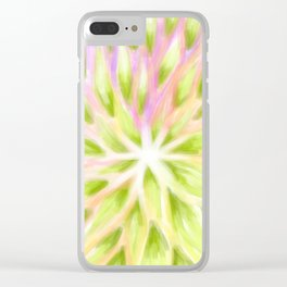 Fire Clear iPhone Case