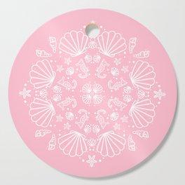 PinkMermaid Cutting Board