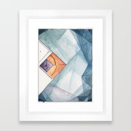 """Carlo Rovelli, """"Space and Time (or not?) in Loop Quantum Gravity"""" Framed Art Print"""