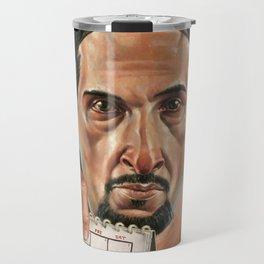 Jesus Quintana. Travel Mug