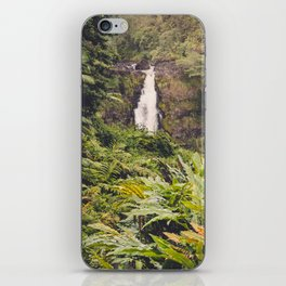 Jungle Waterfall III iPhone Skin
