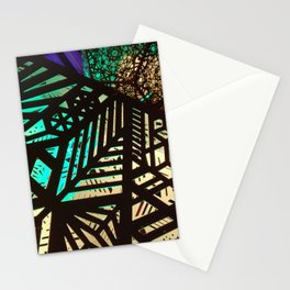 Lines of Light Stationery Cards