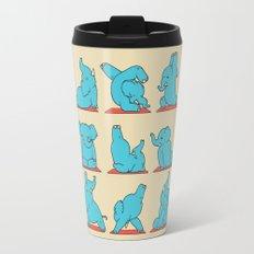 Elephant Yoga Travel Mug