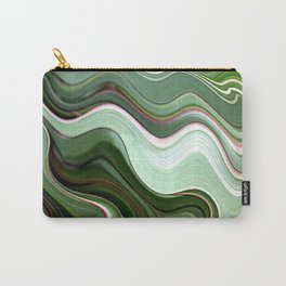 Green Dream Carry-All Pouch