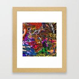 Mind Spring Framed Art Print