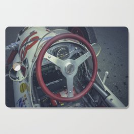 Vintage racer Cutting Board