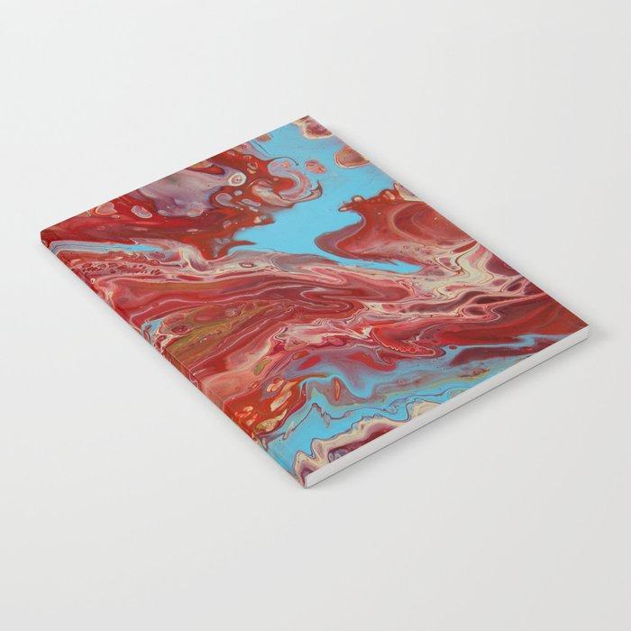 A River Runs Through Notebook