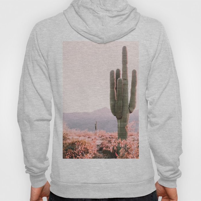 Vintage Cactus Hoodie