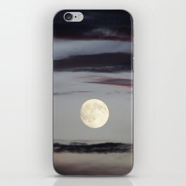 Child's Moon iPhone Skin