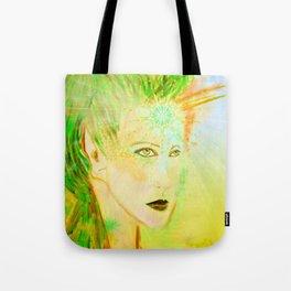 Archangel Raphael Tote Bag