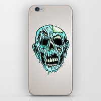 kieren walker iPhone & iPod Skins featuring WALKER by Scholar Jack