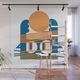 Gato by Christian Montenegro Wall Mural