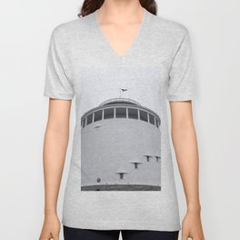 Tower Unisex V-Neck