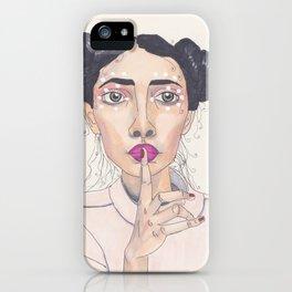 Jann/Leia iPhone Case