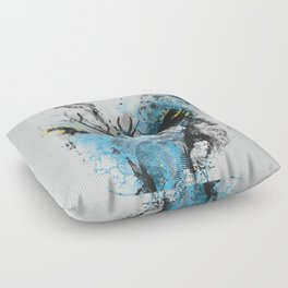 Chaos Thinking Floor Pillow