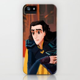 I have to get off this Planet iPhone Case