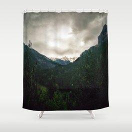 Wild nature explorer II Shower Curtain