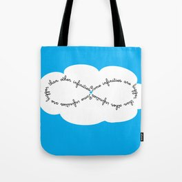 The Fault in Our Stars - Hazel and Gus Tote Bag