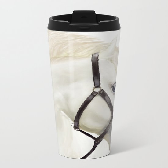 Sight Metal Travel Mug