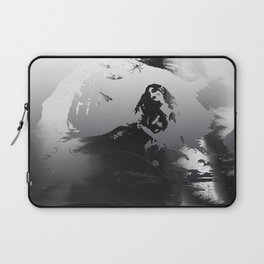 Death Siren Road Laptop Sleeve