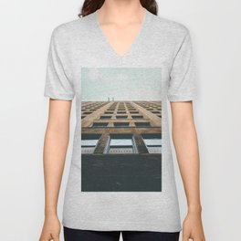 Look to the Sky Unisex V-Neck