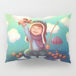 Little aviator Pillow Sham