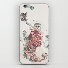 Source of All Knowledge iPhone & iPod Skin
