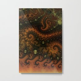 Eldritch Workings Metal Print