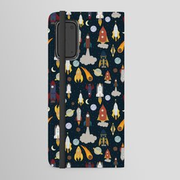 Rockets Android Wallet Case