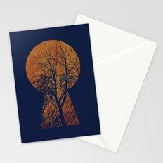 Keyhole Stationery Cards