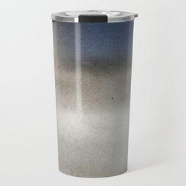 Grunge metal texture  Travel Mug