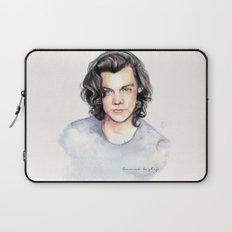 Harry Watercolors II Laptop Sleeve