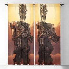 """""""The Child"""" Blackout Curtain"""