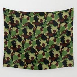 Bedbush Hills - Packin' a Mac Wall Tapestry