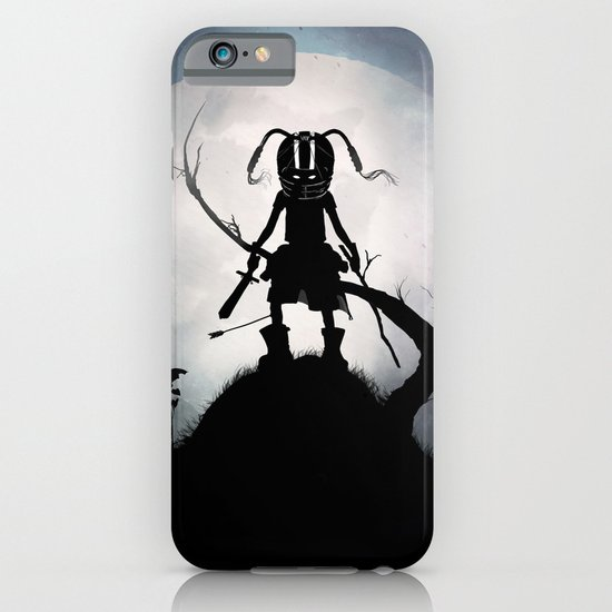 Skyrim Kid iPhone & iPod Case