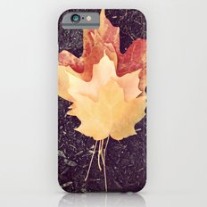 Fall Leaves Slim Case iPhone 6s