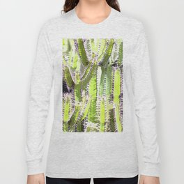 Cactus of desert plants Long Sleeve T-shirt