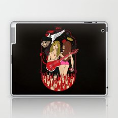 Esoteric Rock Band Laptop & iPad Skin