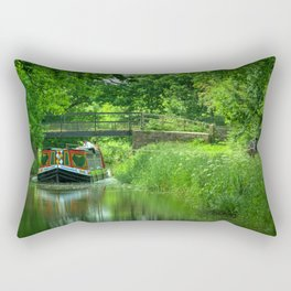 Warnicombe Horsepower Rectangular Pillow