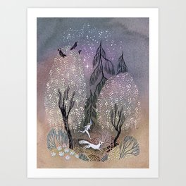 Spring Dream Art Print