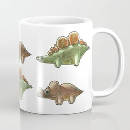 The dino pattern Coffee Mug