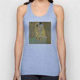 The Kiss - Gustav Klimt Unisex Tank Top