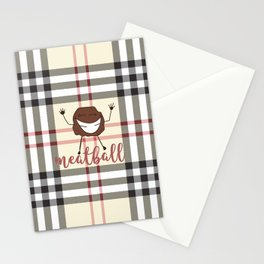 meatball Stationery Cards