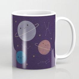 Kawaii Outer Space Coffee Mug