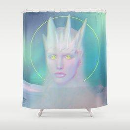 Aurora Shower Curtain