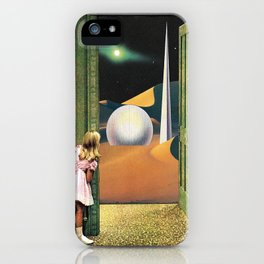 Prophetic Vision iPhone Case
