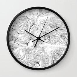 Abstract 140 Wall Clock